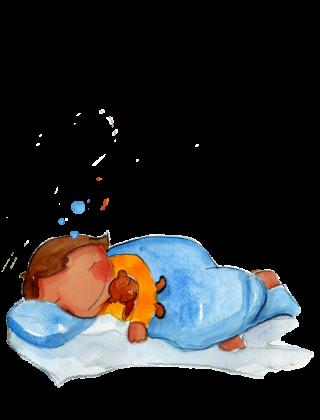 knapran-sover